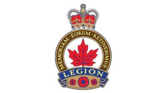 Royal canadian legion logo guidelines