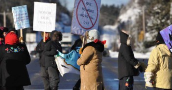 Idle No More, Espanola, ON