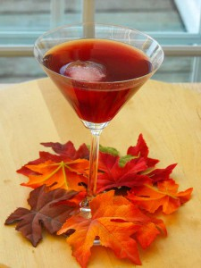 Hawberry-Martini