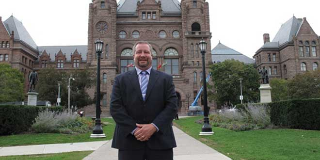 NDP's Mantha pushes Liberals to act on Ring of Fire