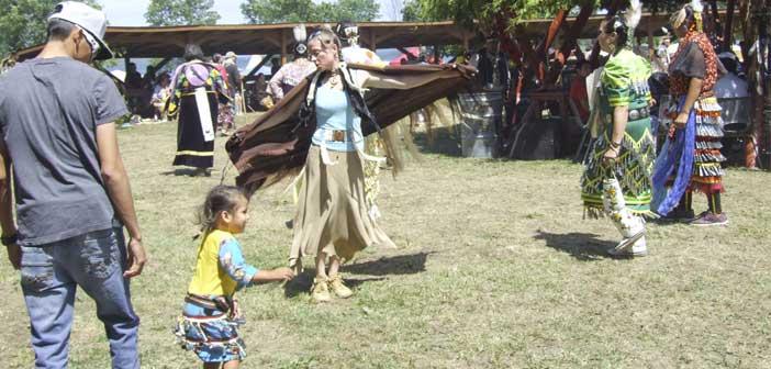 Sheguiandah first nation pow wow