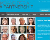 Former Prime Ministers join 'Canadians for a New Partnership,' seek accord with First Nations