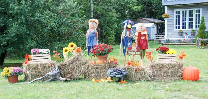 Deck out your community for Harvest Glory Days honours