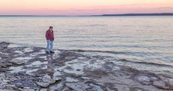 Lake Huron water levels just keep going up