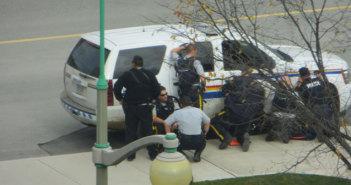 Terrorist attack on soldiers in Ottawa—Parliament Hill under siege