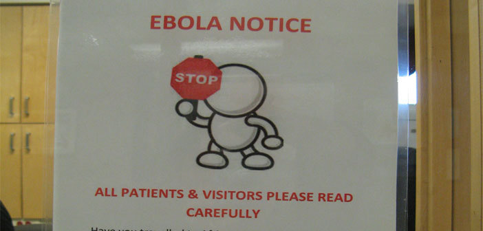 Ebola readiness and patient screening efforts on at MHC