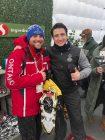 2020-special-olympics-winter-8-Matt-Bedard-teaching-Scott-Moir-snowshoeing