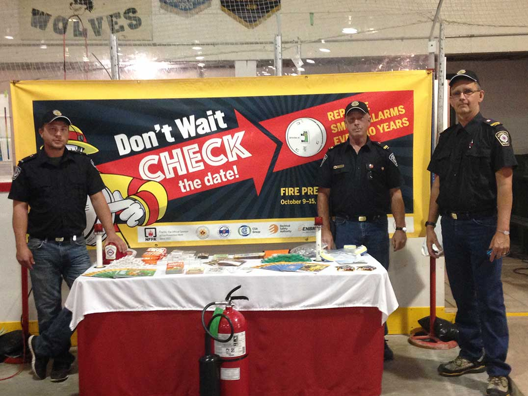 Residents reminded to replace smoke alarms during Fire Prevention Week