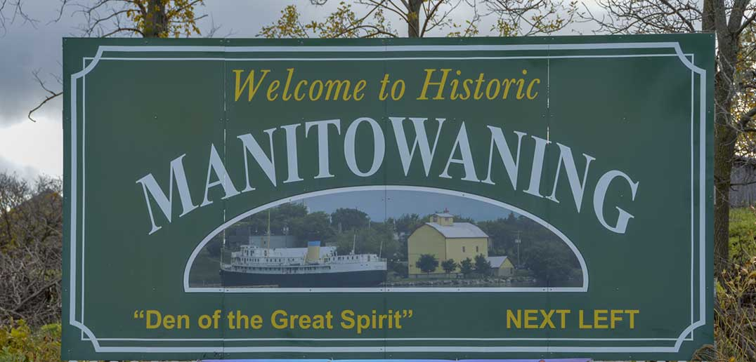 Earliest Manitoulin place names resonate with myths and legends