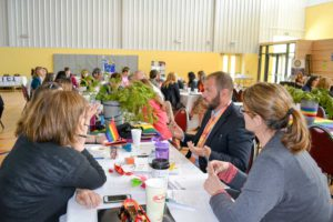 Manitoulin service providers team up to discuss LGBTQ health in the workplace.
