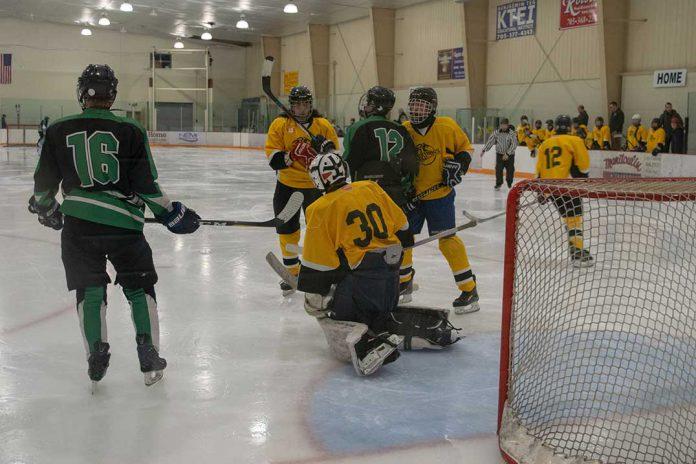 MSS girls' hockey team undefeated, boys' team playing hard ...