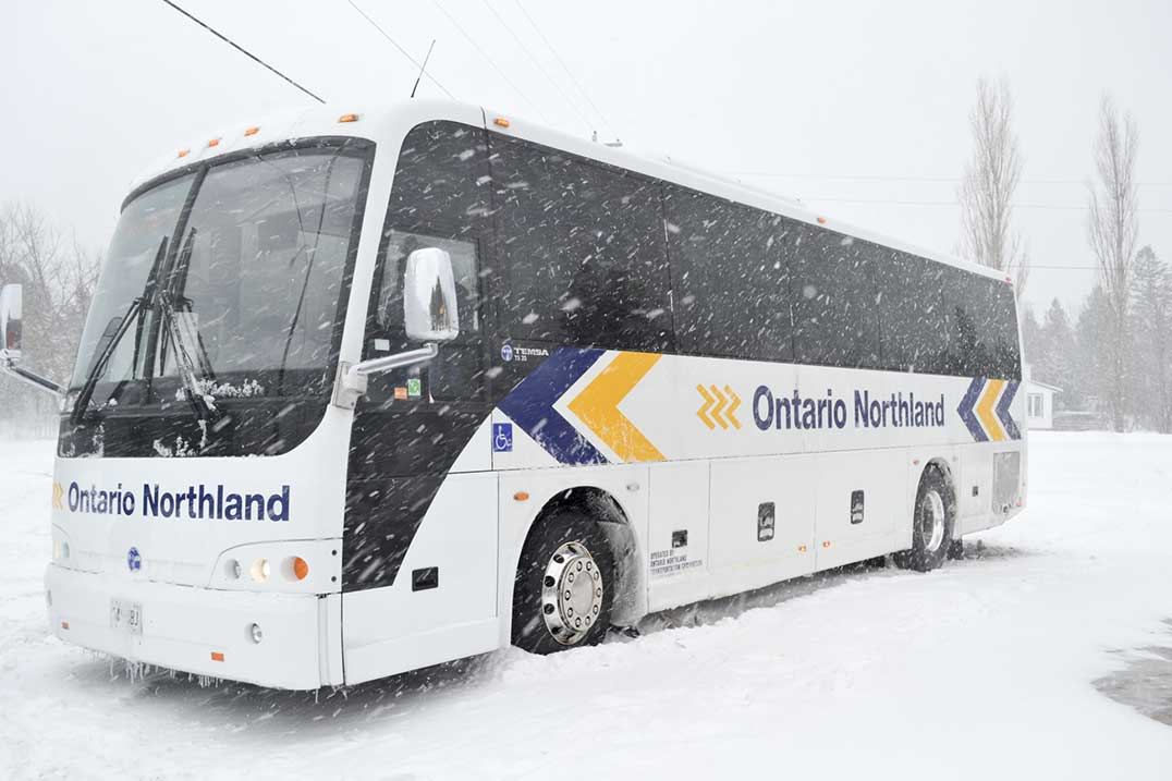 Rate Ontario Northland now! Dear user, your opinion is important to us! Send us your review of the coach company and allow other customers to benefit from your experiences. Please be fair and polite and follow the rules of netiquette.