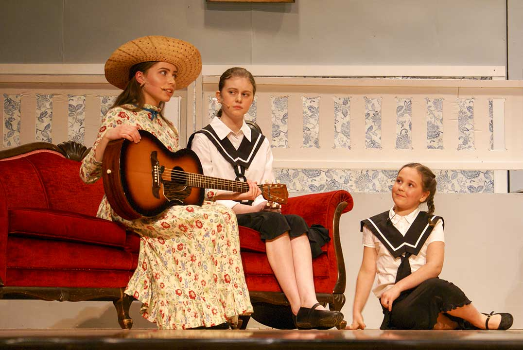 Manitoulin Secondary School comes alive with The Sound of Music