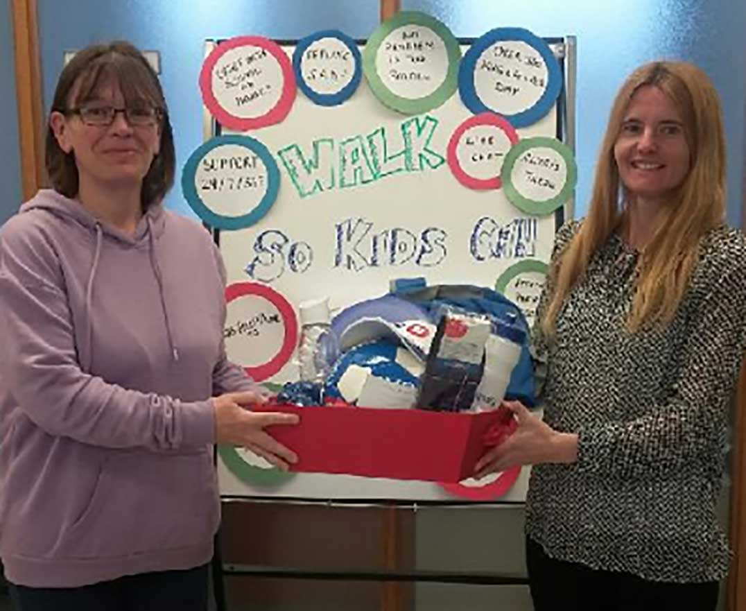 Gore Bay BMO takes part in Kids Help Phone program
