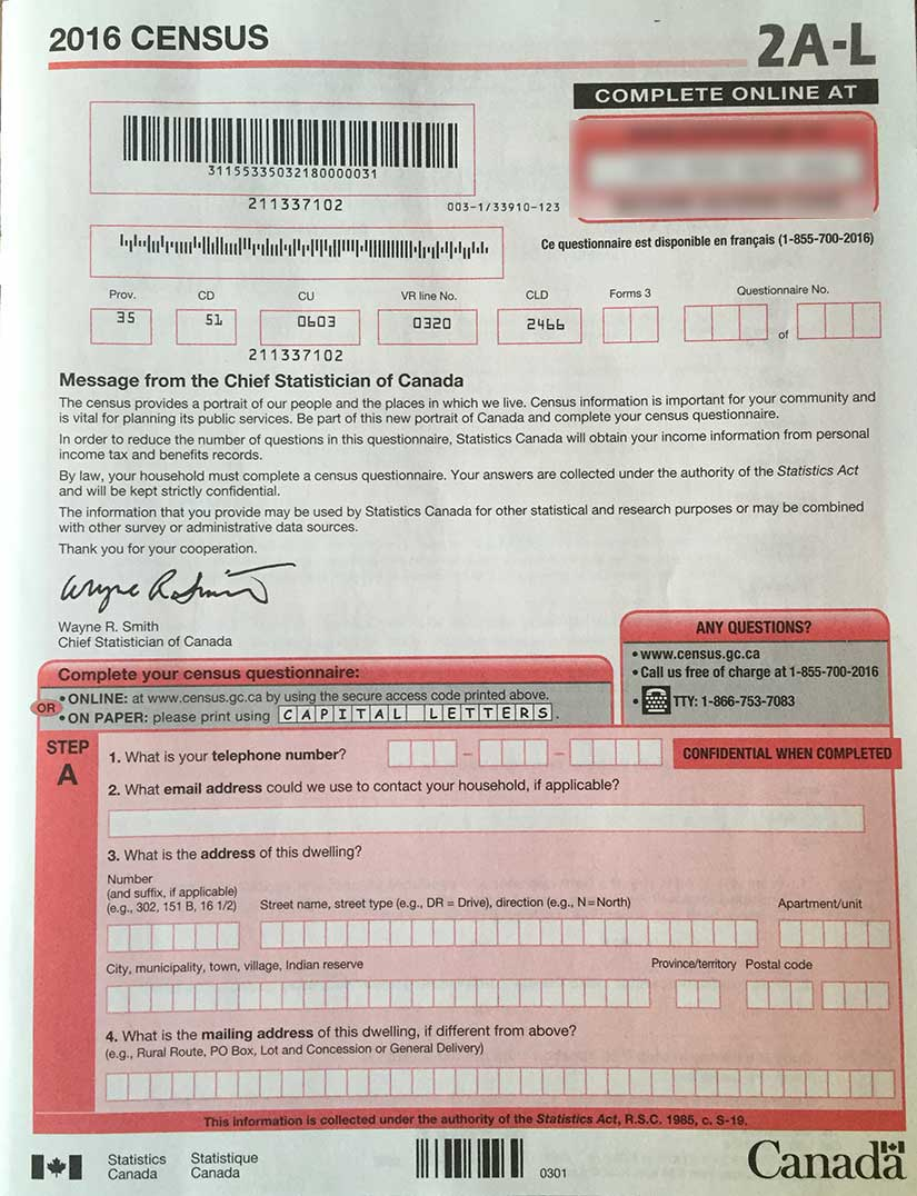 mandatory long form census forms - HD825×1076